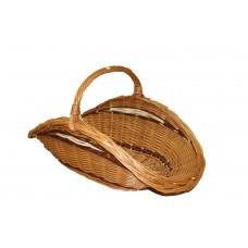 """Корзина для дров """"Шляпа 1"""""""