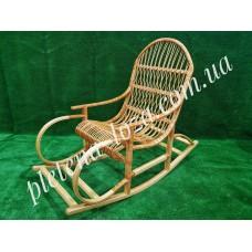 """Купить-кресло качалку из лозы """"КК600"""""""