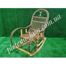 Кресло-качалка из лозы «Ротанг»