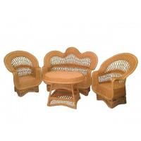 """Плетеная мебель из лозы """"Удобная"""""""