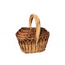 Комплект пасхальных корзин из лозы (4 шт)